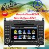 Reproductor de DVD del coche para Mercedes-Benz a-Class-W169/B-Class-B245/Vito Ii/Viano/esprinter Ii