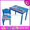 새로운 디자인 홈/학교/만화 나무로 되는 소년 테이블 및 의자 W08g199