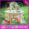2016 parelt de Levering voor doorverkoop de Houten OnderwijsLeveranciers van het Stuk speelgoed, de Grappige Leveranciers W11b081 van het Stuk speelgoed van Parels Houten Onderwijs