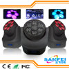 15W RGBW Bee Eye 6 Zoom Moving Head Lighting