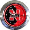 De Klok van het Neon van Nebraska