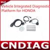 Het voertuig integreerde Kenmerkend Platform voor de Volledige Versie van Honda