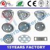 Resistencias tubulares de alta calidad de elemento de calentamiento de la fabricación de bridas de acero inoxidable