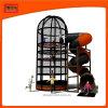 Mich上昇タワーのプラスチック管のスライドの子供の屋内運動場のおもちゃ