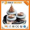 Fatto in cavo elettrico d'acciaio isolato PVC di alluminio ignifugo del rivestimento di PVC dell'armatura di memoria 0.6/1kv della Cina Yueqing