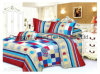 Polivinílico-Algodón toda la hoja de base de la materia textil del hogar del cordón de la alta calidad de la talla