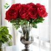 Luxuriöse Pfingstrose-künstliche Blume für Hauptdekoration