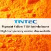 プラスチック(赤味がかった黄色)のための有機性顔料の黄色110/Isoindolinone