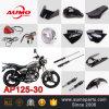 Asiento de la motocicleta para las partes del cuerpo Apsonic 125 de la motocicleta 125cc