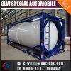 40FT of 20FT de Container van de Tank van de Norm van ISO van het Roestvrij staal