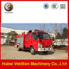 Isuzu 소형 3 의 000L 물 유조선 화재 싸움 트럭 좁은 거리에서 를 사용하는