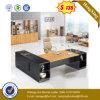 Grosser Seiten-Rückkehr Tisch angebrachter MDF-hölzerner Büro-Tisch (UL-MFC599)