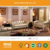 732 Salle de séjour Meubles de style européen Chesterfield Canapé-Set