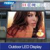 Colore completo P8 che fonde sotto pressione il modulo esterno della visualizzazione di LED