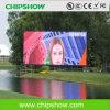 Pared al aire libre a todo color del vídeo del alquiler LED de Chipshow Rr6 SMD