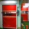Aluminio puerta automática de alta velocidad (HF-206)