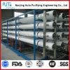 Sistema puro industrial de la purificación del agua