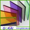 De reclame gebruikte 0.82mm Gekleurde AcrylBladen