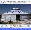 Прочный напольный туристский ся шатер Yurt случая монгольский