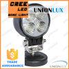 10-30DC 12W Round LED Work Light für Auto Driving Light