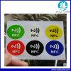 (6PCS) Стикеры Adhesive RFID Tags Label Pet NFC Tag