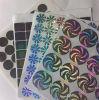 Escritura de la etiqueta de la tecnología de la Anti-Falsificación, escritura de la etiqueta de la Anti-Falsificación, escritura de la etiqueta del holograma