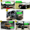 Novo carro impermeável Rastreador GPS com controle remoto T100