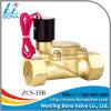 Elettrovalvola a solenoide dell'acqua di impulso 6-24VDC