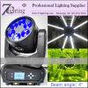 Новый 6X25Вт Светодиодные перемещение передней фары дальнего света с подсветкой Super бесплатная доставка
