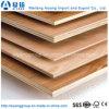 Cedro del grado Bintangor/Okoume/Pencil de los muebles del pegamento E0/nacimiento/madera contrachapada del pino