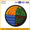 Douane 2D of 3D Garment Embroidered Patches 1