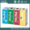 Kundenspezifischer allgemeiner Behälter-Speicher-Abfall-Trennung-Abfall-Stauraum des Edelstahl-3