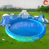 膨脹可能なLong Water SlideかGiant Inflatable Water Slide