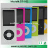 Hotselling Digital MP4 Player met TF Cardslot