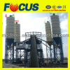 Usine de traitement en lots concrète Hzs120 de convoyeur à bande de matériel de construction
