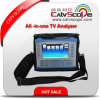 Einteiliges Analysegerät Fernsehapparat-S7000 geeignet für Entsprechung, DVB-S/S2/T/T2/C und Ts-Analyse