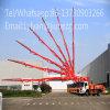 Bomba concreta montada caminhão de preço de fábrica 34m Jiuhe para a venda em Arábia Saudita
