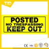 Traffic Safety를 위한 Sign Reflective Label를 밖으로 지키십시오