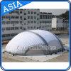 Elliptisches Dach-Zelt, bewegliches aufblasbares Sport-Zelt für Fußballspiele