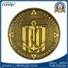 Metal noi moneta nella moneta Bronze antica di sfida