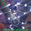 Luzes da corda do Natal do diodo emissor de luz para a decoração da árvore