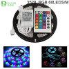los 60LEDs/M 3528SMD DC12V impermeabilizan la luz flexible de la tira del RGB LED