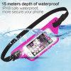 Resistente al agua 15 metros de profundidad resistente al agua en la cintura