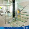 Существенное изогнутое Tempered стекло для лестниц/стены