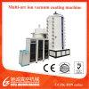 VERGOLDUNG-Maschine des Cczk Qualitäts-Edelstahl-Platten-Gefäß-PVD Titan, große PVD Vakuumionenbeschichtung-Maschine