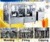 高品質の自動ジュースの満ちるパッキング機械