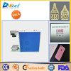 отметка машины маркировки лазера волокна 10W 20W для алюминия металла