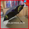 De Rechte Paraplu van uitstekende kwaliteit van het Golf van het Handvat van EVA Wind