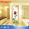 Звукоизоляционная дверь качания ванной комнаты для роскошного нутряного украшения
