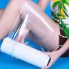 Il PE della pellicola di protezione aderisce pellicola per il soffitto di stirata che impacca il rullo enorme